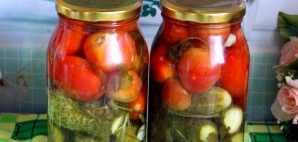 Лучшие заготовки овощей на зиму