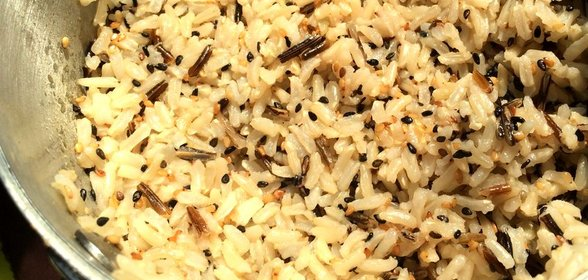просто рис рецепт фото