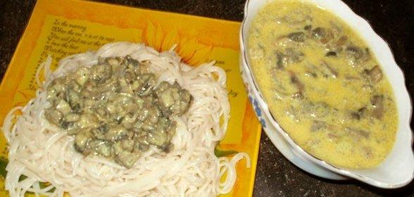 Грибной соус рецепт с пошаговым 124