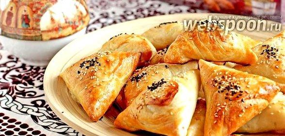 Рецепт самсы с мясом пошаговый рецепт с