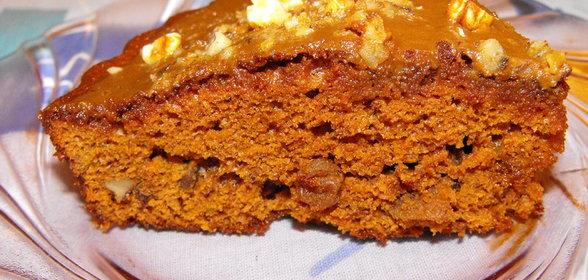 Кекс с вареной сгущенкой рецепт пошагово