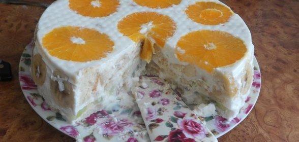Рецепты тортов легких в домашних условиях с фото пошагово