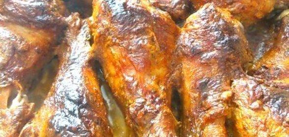 ножки куриные пошаговый рецепт фото
