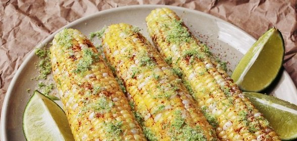 Рецепт кукурузы на мангале