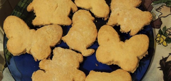 Простое печенье рецепт пошагово