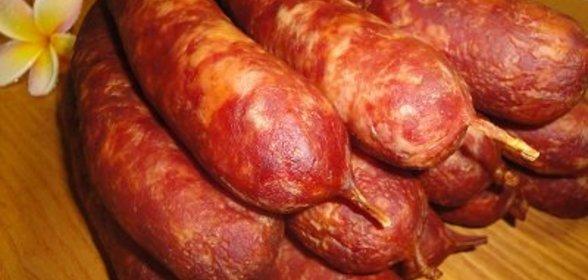 Рецепты копчёных колбас в домашних условиях