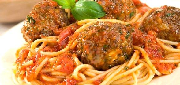 Пошаговый рецепт тефтелей в томатном соусе с