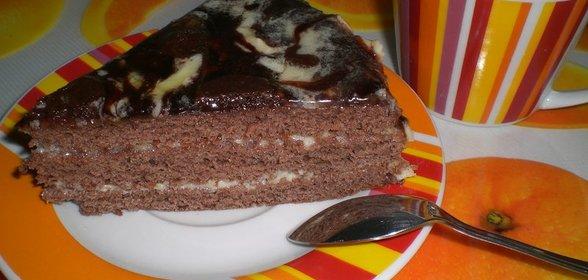 Торт прага рецепт пошагово в домашних условиях простой рецепт