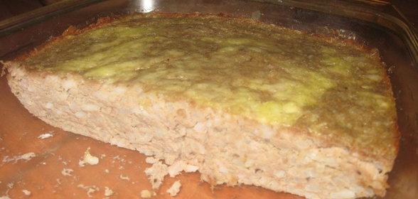 Суфле мясное в духовке рецепт с фото