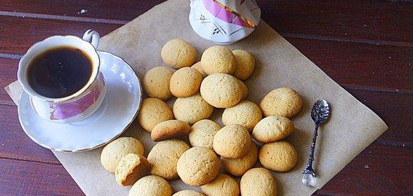 Печенье «Перечные орешки» (Pebern\dder)