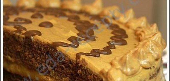 Рецепты тортов со сгущёнкой в домашних условиях 125