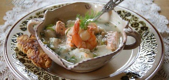 Норвежские супы рецепты фото
