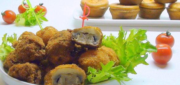 Грибы вешенки в кляре рецепт с фото