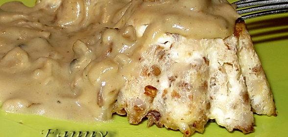 Рецепт грибного соуса с пошагово в