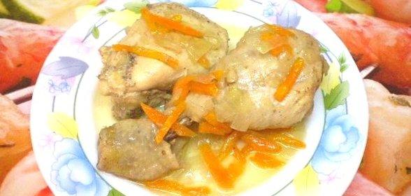 Курица тушеная в мультиварке рецепты фото