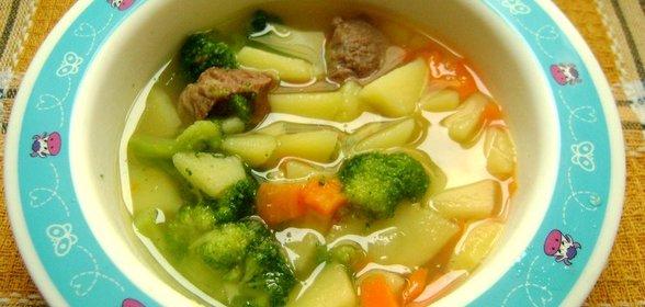 рецепты приготовления супов ребенку до года