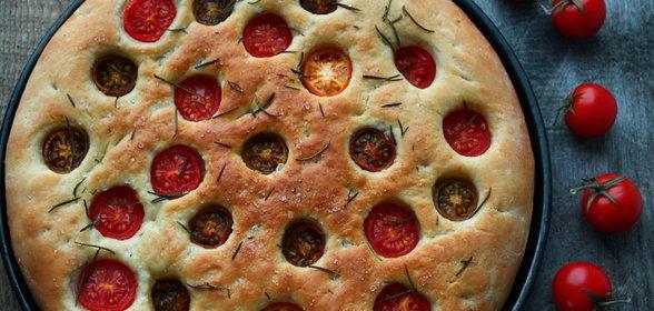 Фокачча итальянские рецепты фото