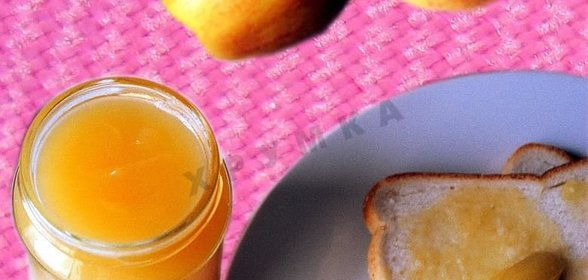 Как сварить конфитюр из яблок в домашних