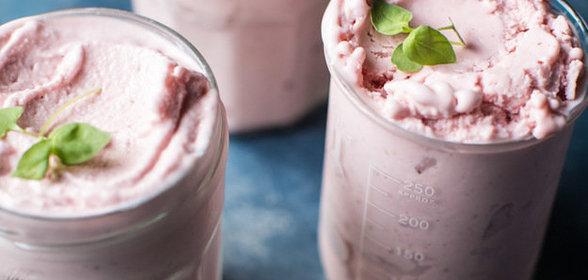 Рецепт замороженного йогурта