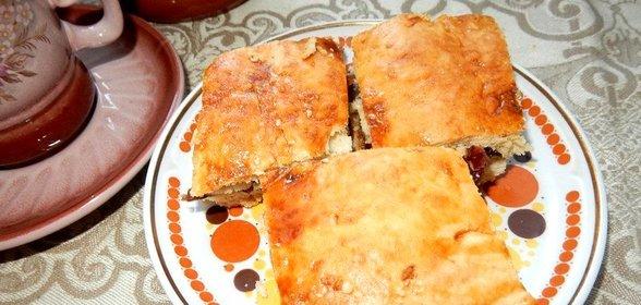 Пирог с повидлом в мультиварке рецепты пошагово