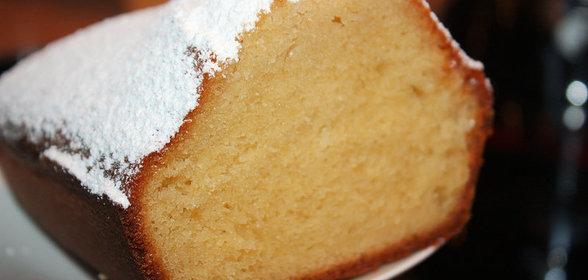 Влажный кекс рецепт с фото