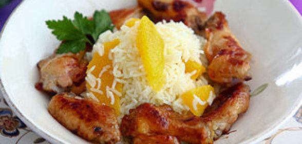 Что приготовить из курицы и риса с пошагово
