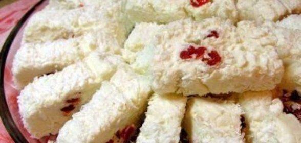 Десерт белоснежка рецепт с фото