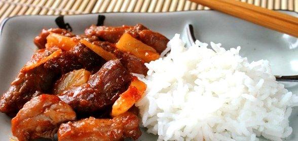 Говядина с соевым соусом рецепты простые