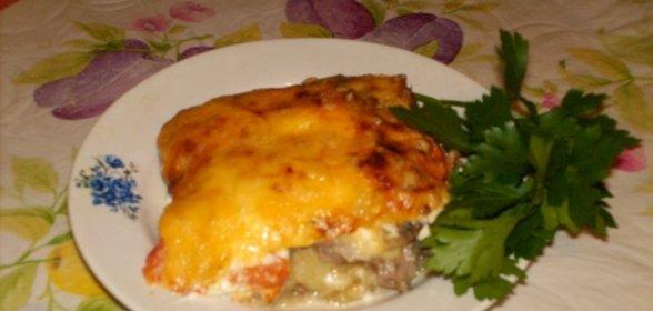 Рецепты мясо по французски с пошаговые
