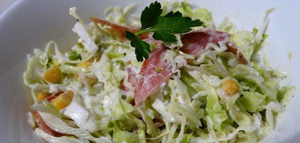 салаты рецепты с капустой