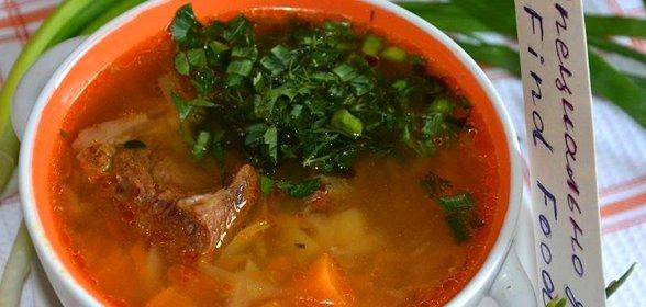 Рецепт супа щи из свежей капусты пошаговый