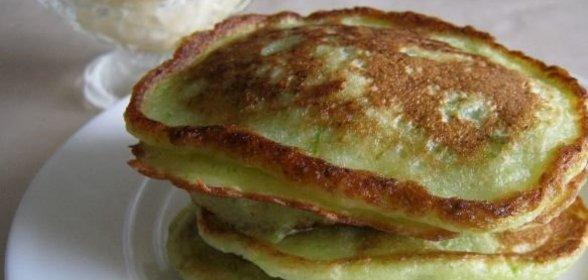 Сладкие оладьи из кабачков рецепты с фото пошагово