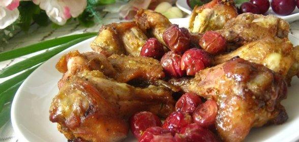Рецепты куриных крылышек пошаговый