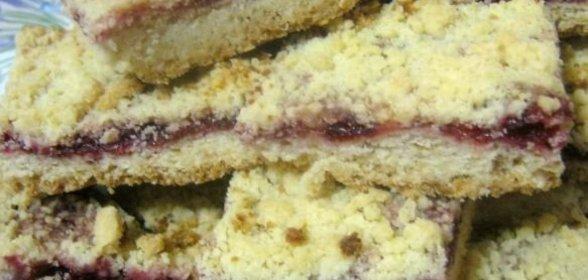 Песочный пирог простой рецепт с пошагово