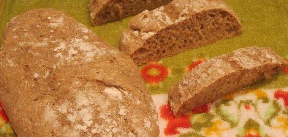 Рецепт: Простой домашний хлеб - все рецепты России 75
