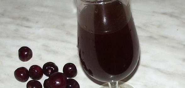 Вишневый сок а в домашних условиях